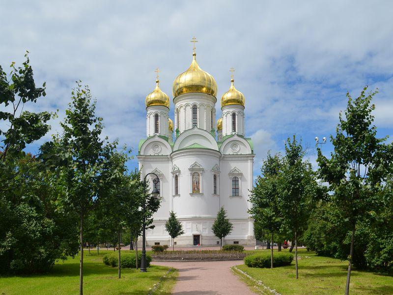Царское Село— императорская резиденция вдеталях илицах - экскурсия в Пушкине