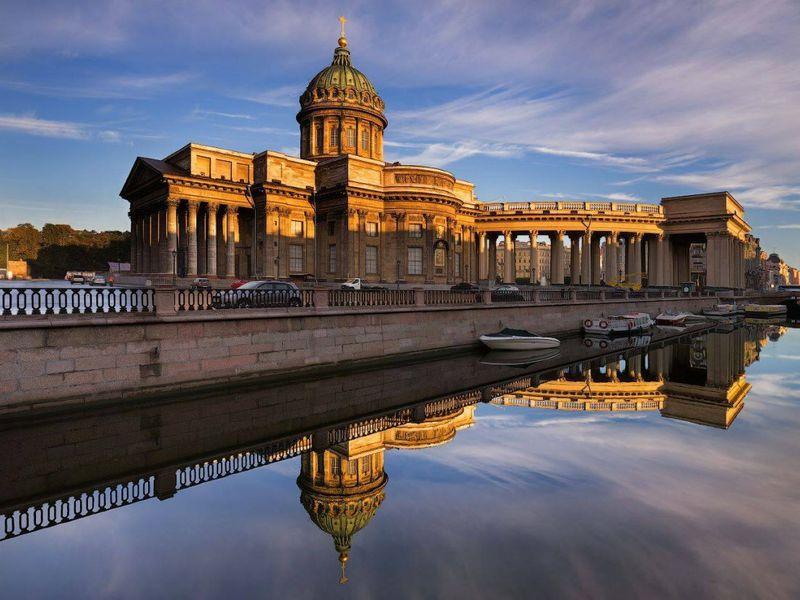 Классический Петербург - экскурсия в Санкт-Петербурге
