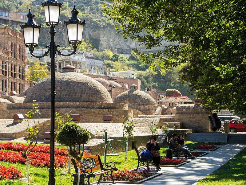 С теплотой о тёплом городе - экскурсия в Тбилиси