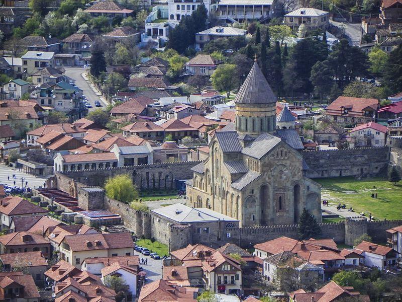 Мцхета — душа Сакартвело - экскурсия в Тбилиси