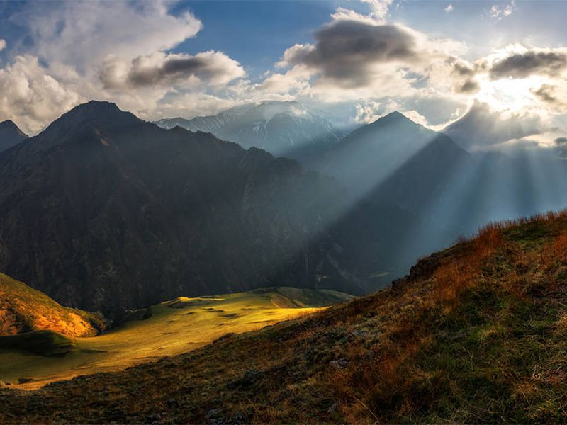 Знакомьтесь, Северная Осетия! - экскурсия в Владикавказе