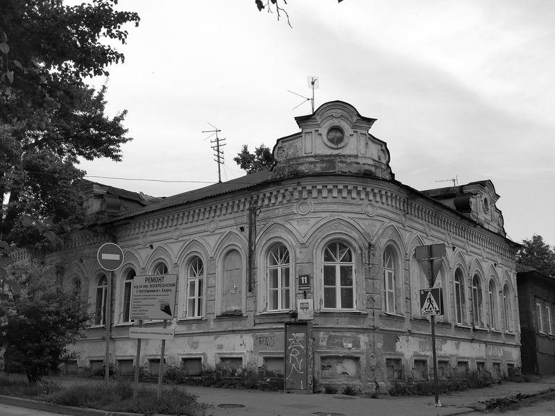 Мистическая Калуга - экскурсия в Калуге