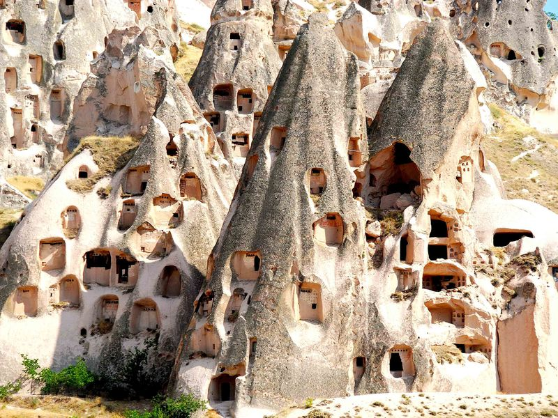 Групповая экскурсия вКаппадокию на2дня - экскурсия в Аланье