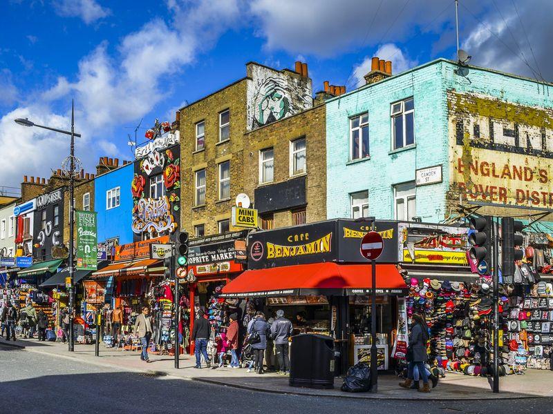 Лондон наизнанку - экскурсия в Лондоне
