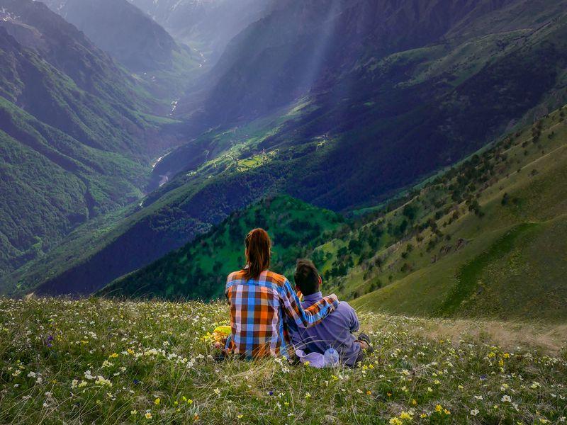 Великолепная пятерка» ущелий Северной Осетии - экскурсия в Владикавказе