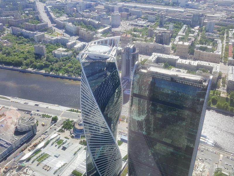Москва-Сити. Квест-экскурсия на самой высокой смотровой - экскурсия в Москве