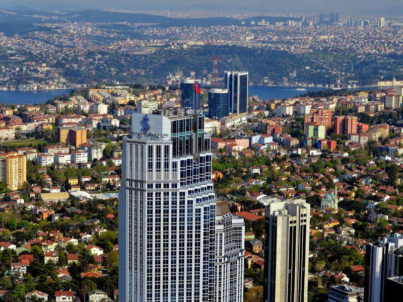 Стамбул с высоты - экскурсия в Стамбуле