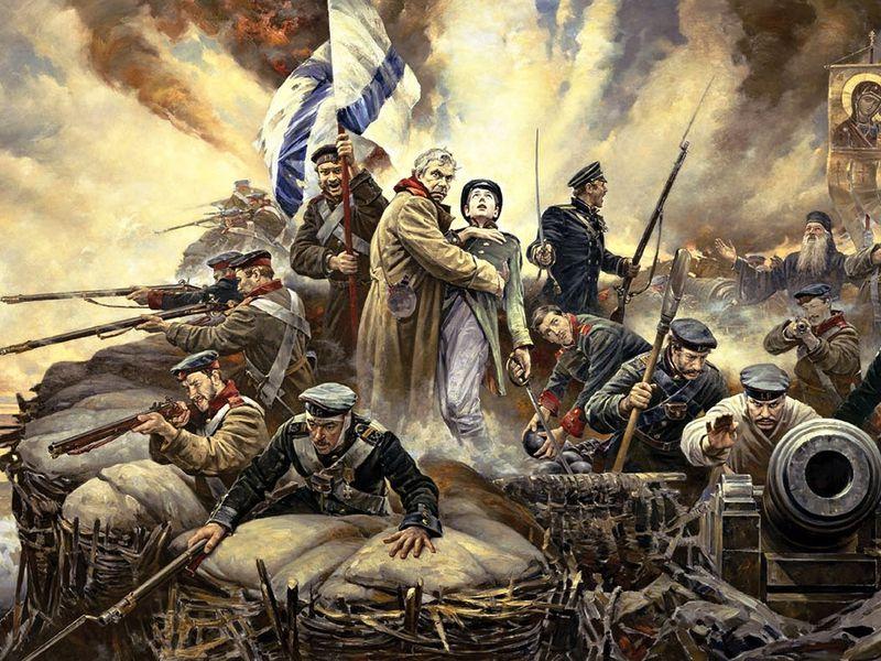 Две войны Севастополя - экскурсия в Севастополе