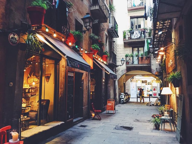 Богемная Барселона в квартале Эль Борн - экскурсия в Барселоне