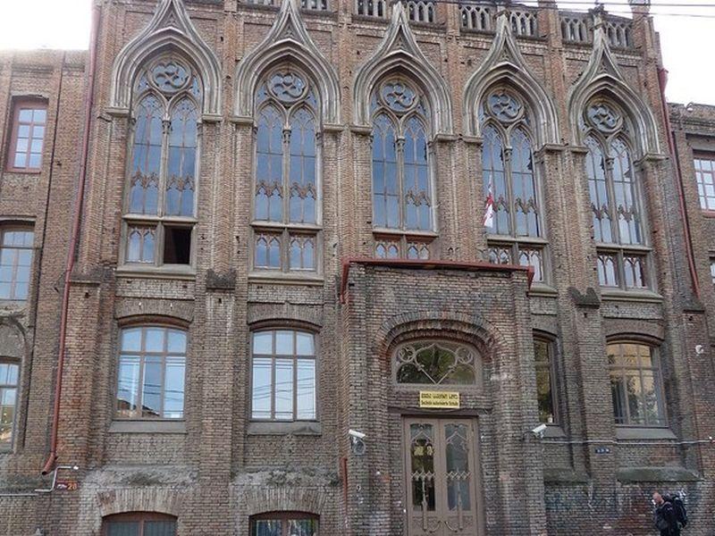 Сололаки: парадные, салоны и пансионы - экскурсия в Тбилиси
