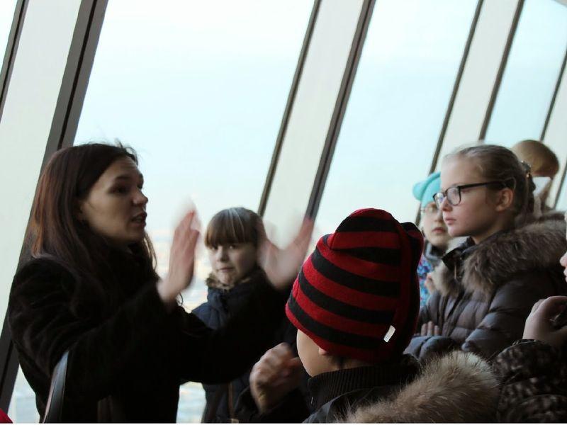 Москва-Сити. Школьный экскурсионный квест - экскурсия в Москве