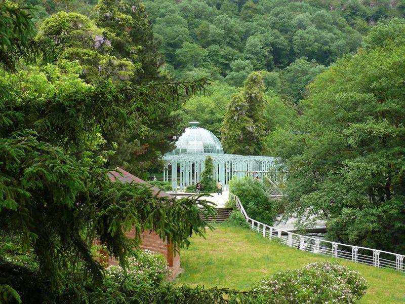 Жреческий Уплисцихе и курортный Боржоми - экскурсия в Тбилиси