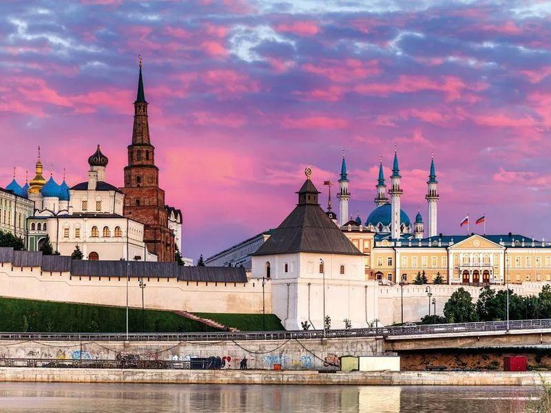 Гранд-тур повсей Казани, кремль итатарская кухня - экскурсия в Казани