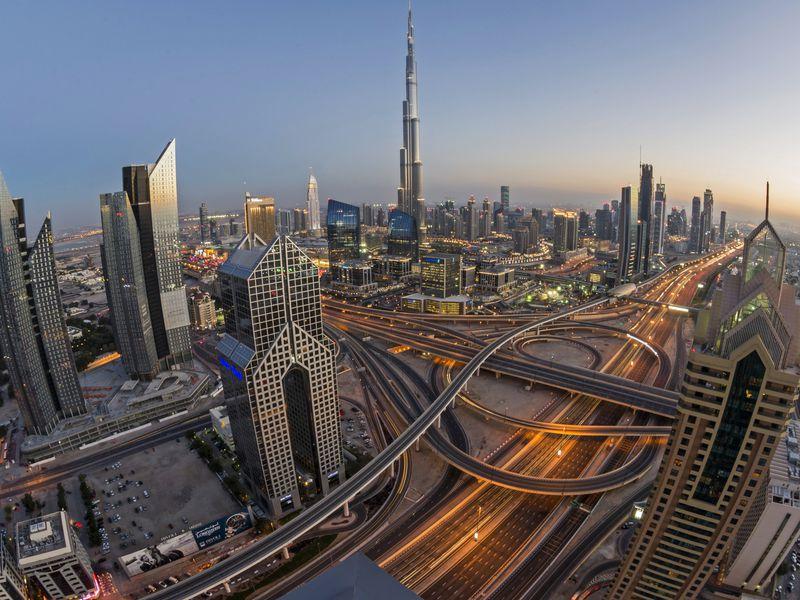 Дубайский калейдоскоп - экскурсия в Дубае