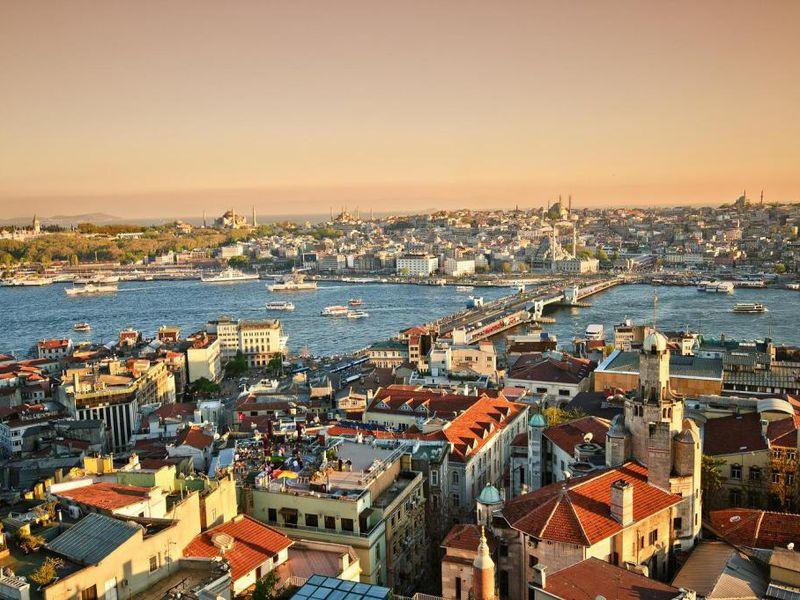 Стамбул для транзитных пассажиров - экскурсия в Стамбуле