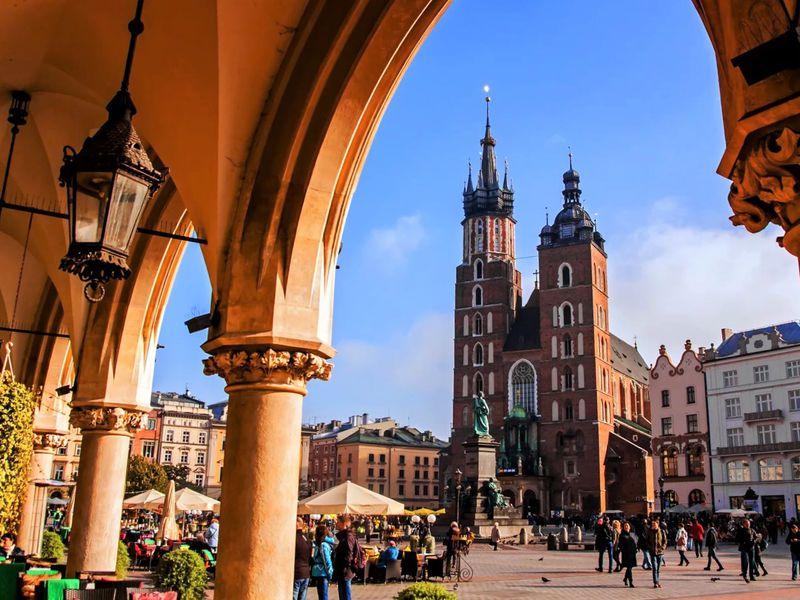 Краков по максимуму: Старый город и Казимеж - экскурсия в Кракове