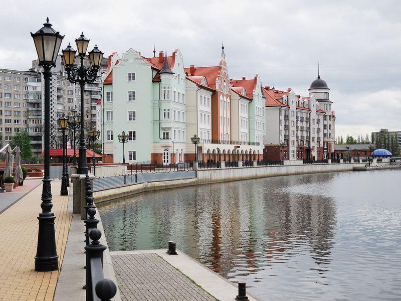 Знакомьтесь, Калининград! - экскурсия в Калининграде