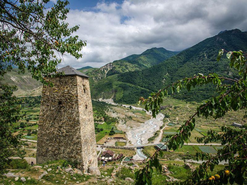 Сокровища Кабардино-Балкарии: джип-тур из Пятигорска - экскурсия в Пятигорске