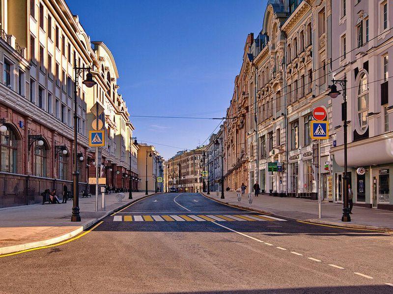 Царская дорога»— 400 лет Мясницкой - экскурсия в Москве