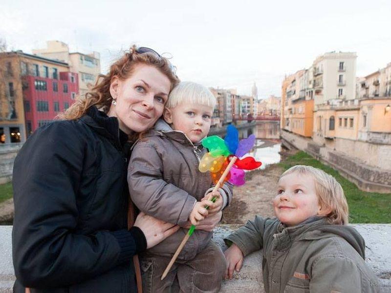 Сказочная Жирона для детей и взрослых - экскурсия в Барселоне