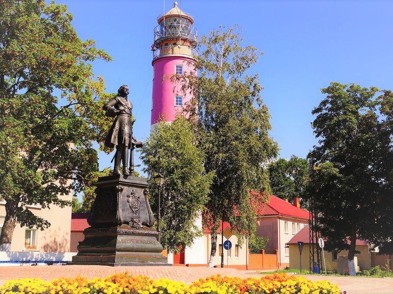 Балтийск иЯнтарный: оцарях, моряках имастерах - экскурсия в Калининграде