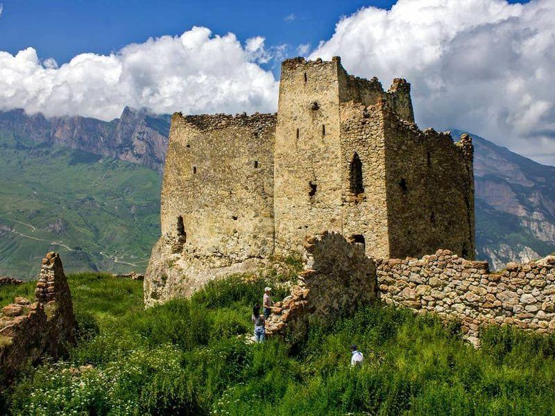 Горная Дигория: Задалеск, Камунта, Галиат - экскурсия в Владикавказе