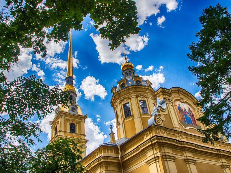 Петропавловская крепость — сердце Российской империи - экскурсия в Санкт-Петербурге