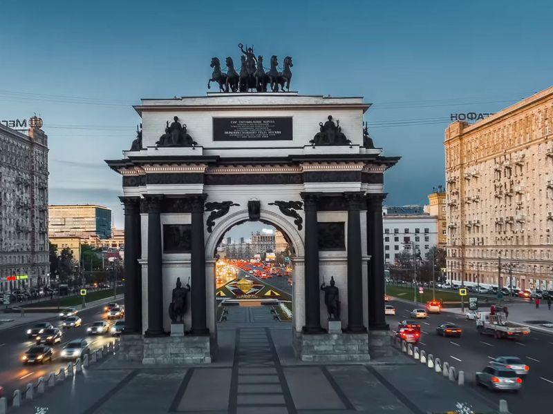 Влюбиться в Москву за один день! - экскурсия в Москве