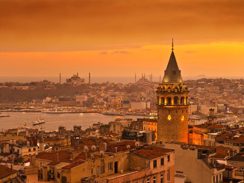 Автомобильное путешествие по Стамбулу - экскурсия в Стамбуле