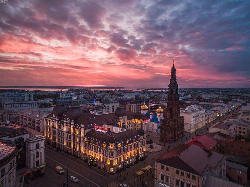 Секреты и красота исторического центра Казани - экскурсия в Казани