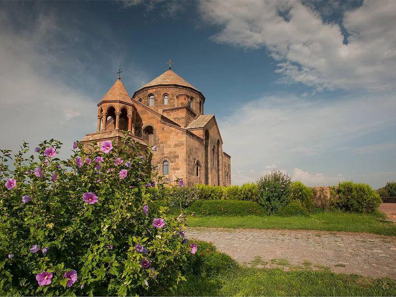 Путешествие ксвятыням Армении - экскурсия в Ереване