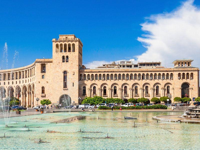 Ереван вдеталях - экскурсия в Ереване