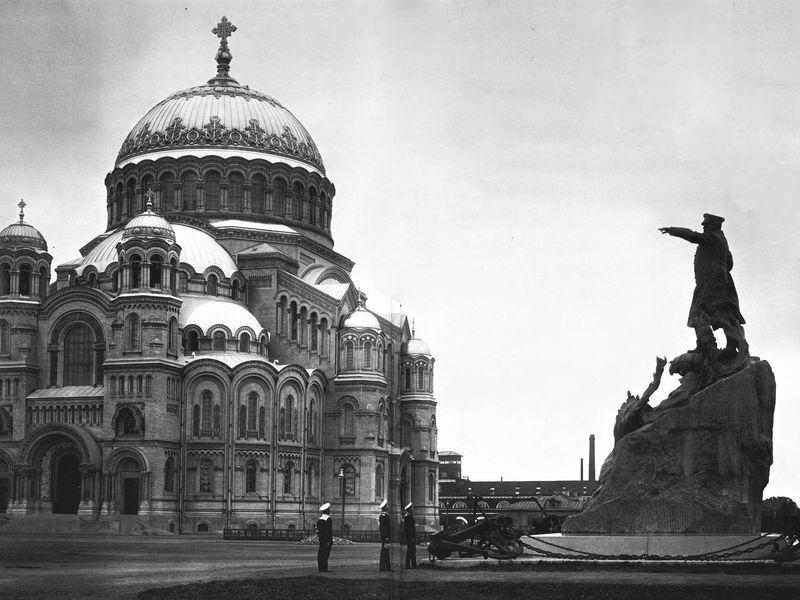 Кронштадт врассказах русского офицера - экскурсия в Санкт-Петербурге
