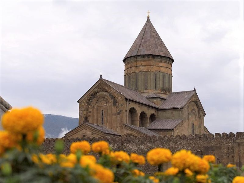 Великолепный Джвари и алтарь Грузии – Мцхета - экскурсия в Мцхете