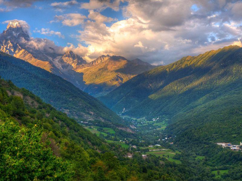 Открыть красоту природы западной Грузии - экскурсия в Кутаиси