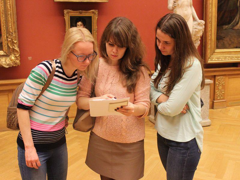 Квест-экскурсия в Русском музее - экскурсия в Санкт-Петербурге