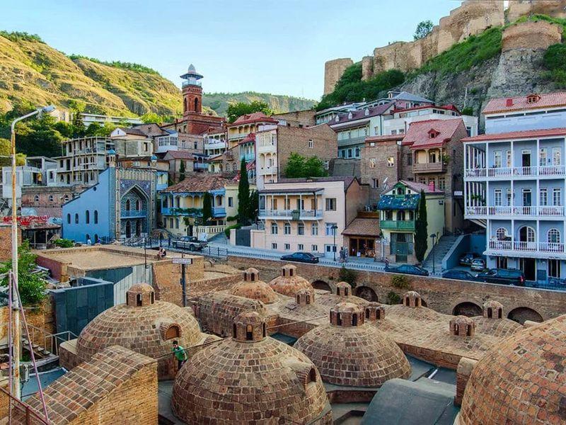 Вдохновиться атмосферой Тбилиси - экскурсия в Тбилиси