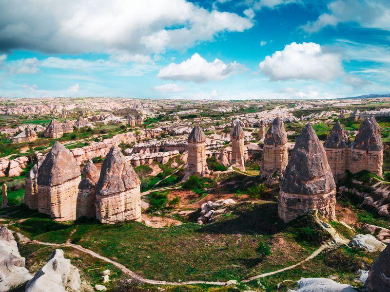 Невероятная Каппадокия за 2 дня — из Анталии - экскурсия в Анталии