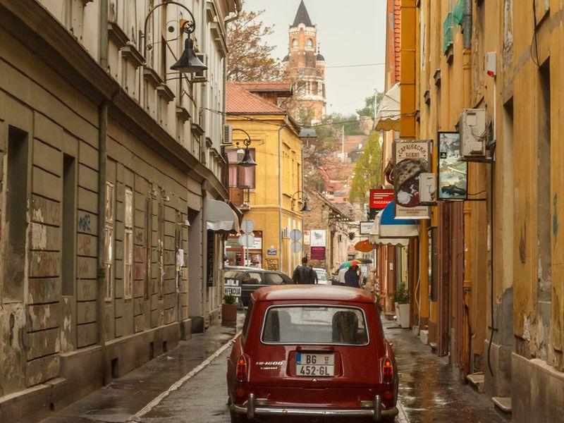 Земун вдоль и поперёк - экскурсия в Белграде