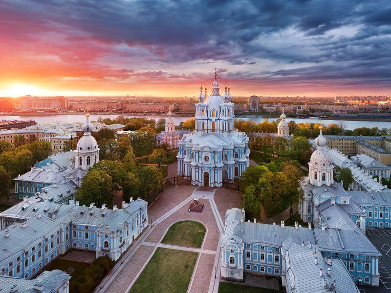 Групповая экскурсия «Таинственный Петербург» - экскурсия в Санкт-Петербурге
