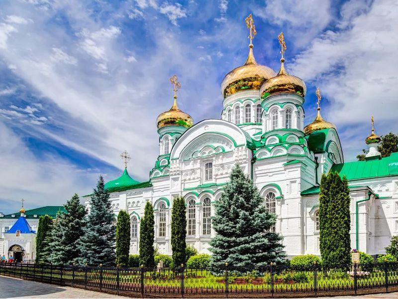 Раифский монастырь и Храм всех религий - экскурсия в Казани