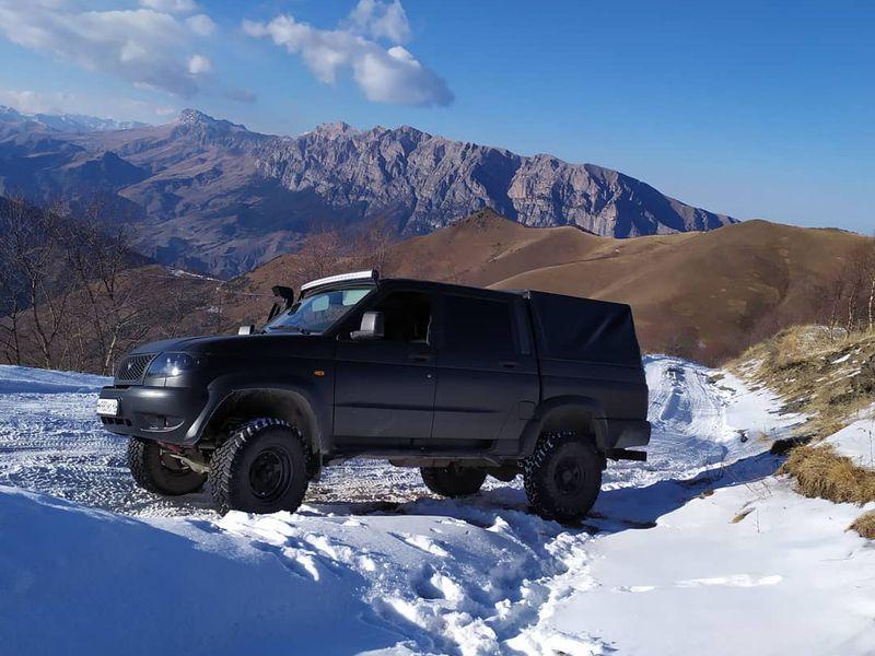 Горы, каньоны и ущелья Северной Осетии - экскурсия в Владикавказе