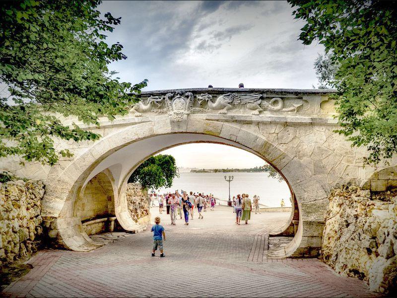 Влюбиться в Севастополь за 80 минут! - экскурсия в Севастополе