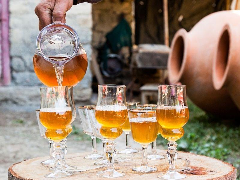 Эко винно-сырный тур для гурманов - экскурсия в Тбилиси