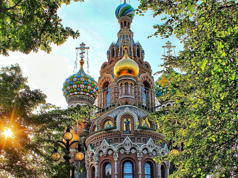 Святыни Петербурга - экскурсия в Санкт-Петербурге