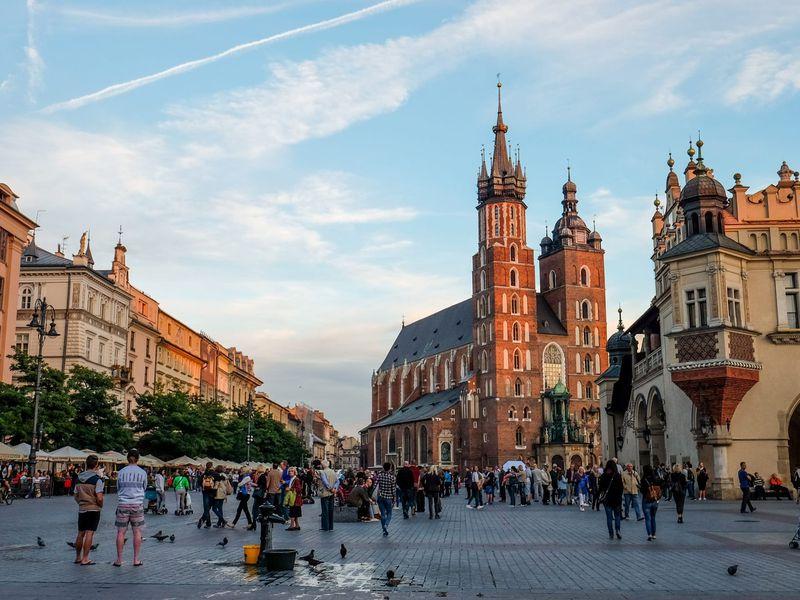 Старый Краков и замок Вавель - экскурсия в Кракове