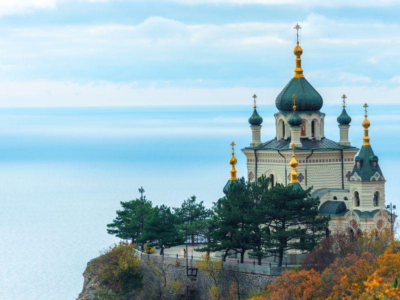 Большое путешествие по Крымской Швейцарии - экскурсия в Севастополе