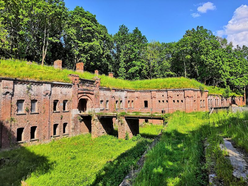 На Куршскую косу через форты и замки - экскурсия в Калининграде