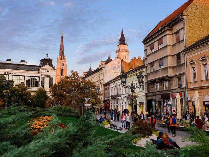 Воеводина: всё самое интересное за 1 день! - экскурсия в Белграде