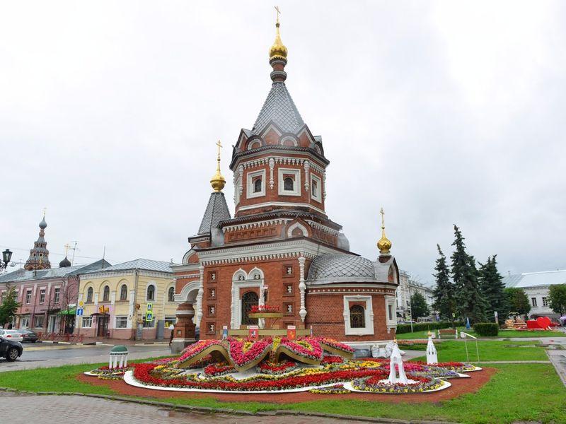 О Ярославле с любовью и юмором - экскурсия в Ярославле